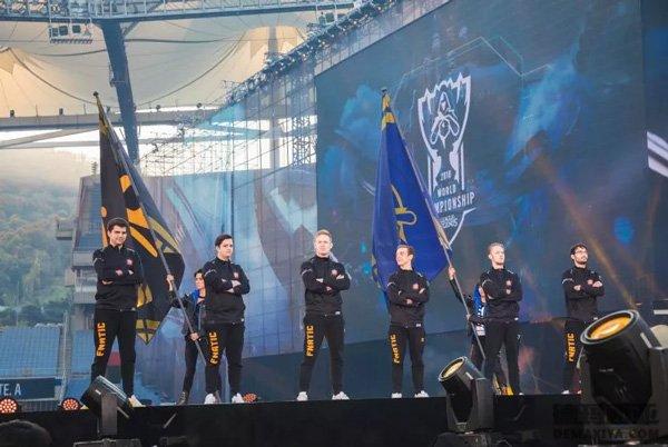 EU LCS联盟化改为LEC赛区 新赛季初始十支战队公布